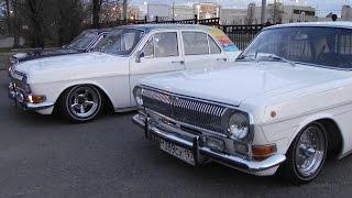 """GAZ-24 Volga - Boyare Moscow / ГАЗ-24 Волга - автоклуб """"Бояре"""""""