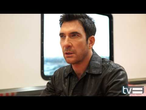 Dylan McDermott Interview - Stalker (CBS)