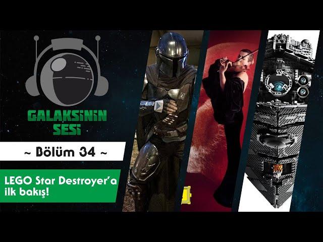 EP 34 - Lego Star Destroyer 'a ilk bakış