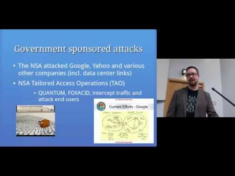 Security Concepts: Computer Security Lectures 2014/15 S2