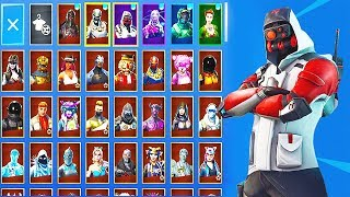 Logging into a $4,000 Fortnite Account...