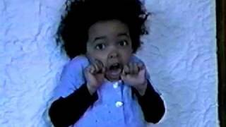 "Tinashe AGE 4 ""Expressions for Tinashe"""