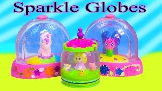 Diy Glitzi Globes Inspired Make Your Own Water Glitter Sparkle Globes Craft Unicorn Playset Toy