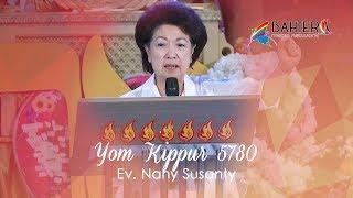 Yom Kippur 5780 _   Ev. Nany Susanti