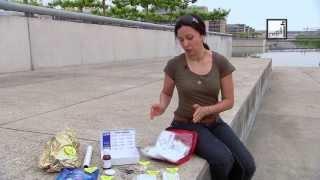 First Aid Box صندوق الإسعافات الأولية