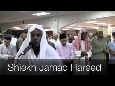 Fatih Seferagic   Shaykh Jamac Hareed   Taraweeh 2012