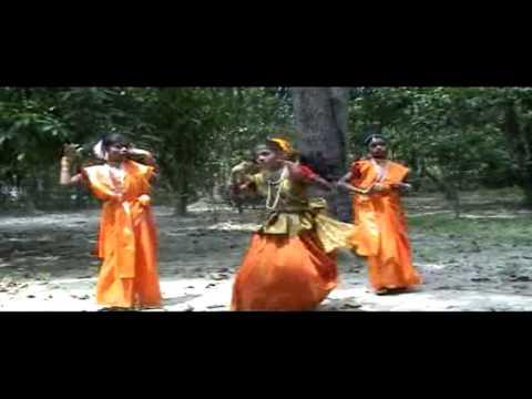 Jhun Jhun Moyna Nacho Na | Kalamanjari Dance Troupe | HD