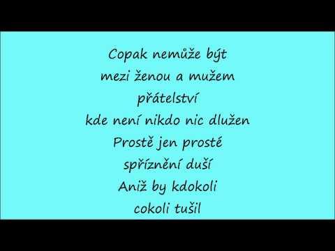 Tomáš Klus-Marie lyrics