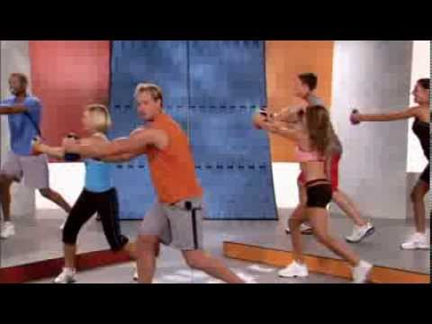 Kettlebell Firm and Fat Burn Workout Video With Ryan ...