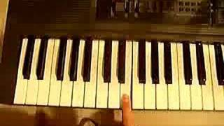 Como tocar / How to play Californication - Piano