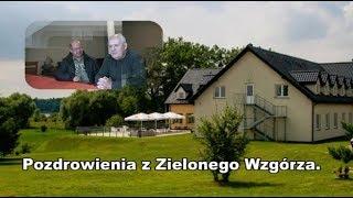 Z Zielonego Wzgórza pozdrawiają Was Piotr Majmesku i Marek Malman