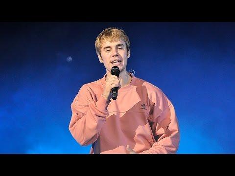 Justin Bieber Shows Off NSFW Rap Skills On