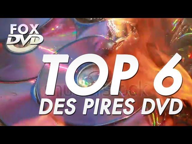 Misterfox fox dvd-top 6 des pires dvd