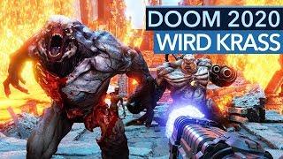 3 neue Level durchgespielt: Doom Eternal ist krass anders - und fast immer besser als 2016