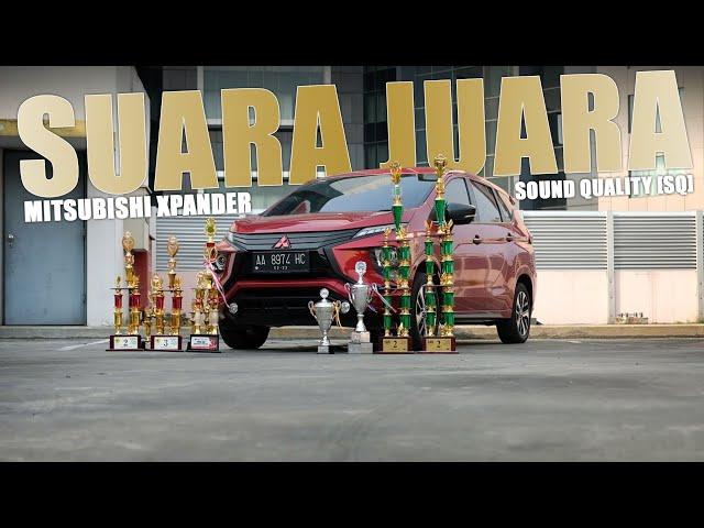 Modif Mitsubishi Xpander Juara Di Banyak Kontes Audio | Audible Physics