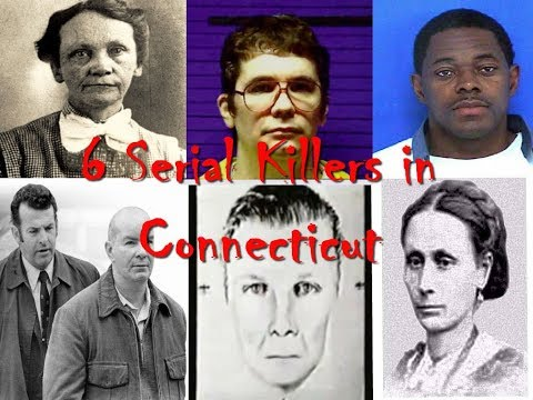 6 Serial Killers in Connecticut