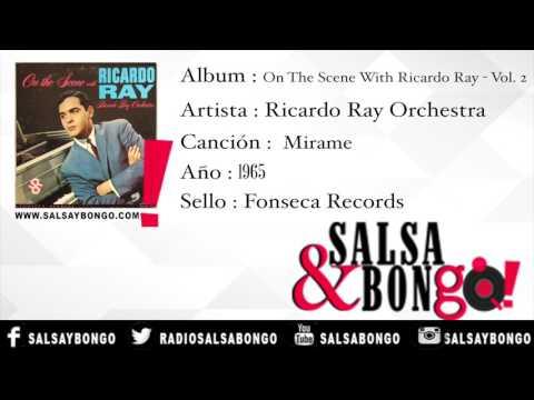 Mirame - Richardo Ray - 1965 - Fonseca Records
