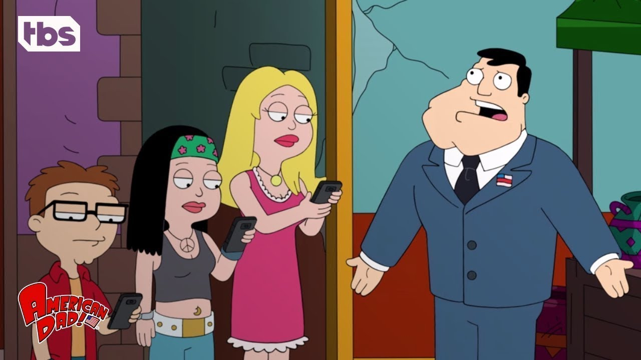 American Dad New Episode HD #AmericanDad Live Stream 24/7