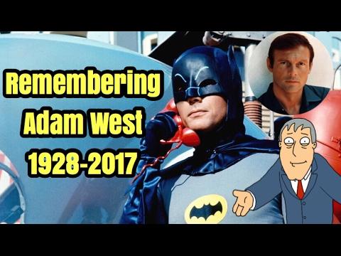 Remembering Adam West 1928-2017