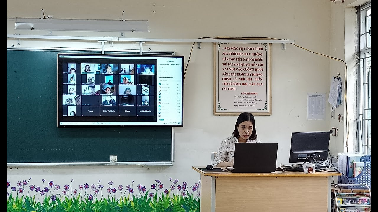 Đông Triều tv-Các trường Tiểu học và THCS thị xã: Tổ chức dạy học kiến thức học kỳ II cho học sinh