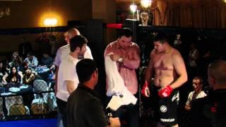 Unified 8 Denny Houle vs Jason Rorick