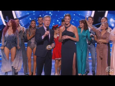 DWTS Cast Mates Had No Idea Erin Andrews Was Battling Cervical Cancer