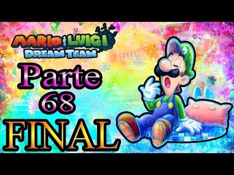 Let's Play: Mario & Luigi Dream Team - Parte 68 [FINAL]