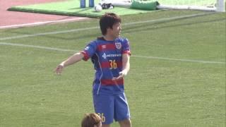 2017年4月2日(日)に行われた明治安田生命J3リーグ 第4節 F東23vs鹿...