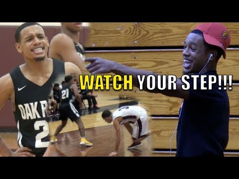Marcus Taylor SHOWED OUT HIS SENIOR YEAR!! NICE HANDLES & PASSES! Official MIXTAPE