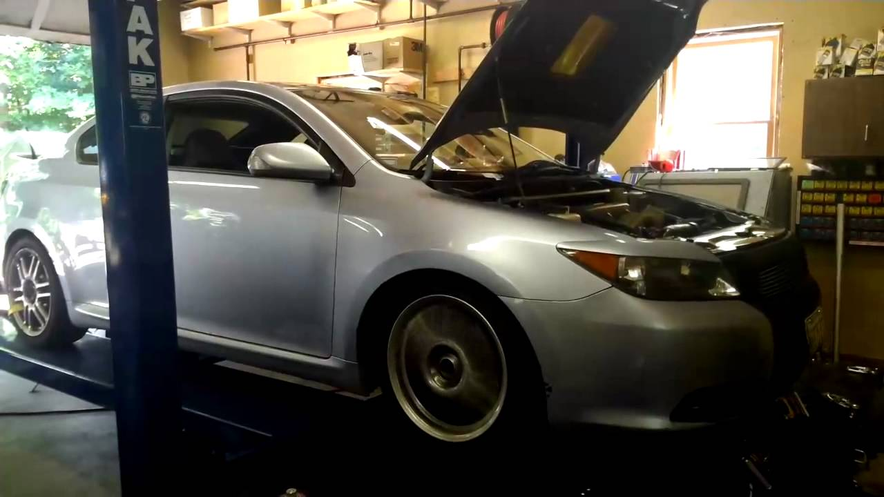 Scion scion tc horsepower : Turbo Scion Tc ~ 250 hp & 300 tq @ 8.5 psi - YouTube