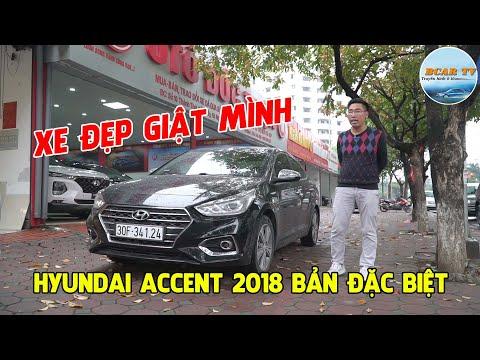 Cầm 150 Triệu Đi Mua Hyundai Accent 2018 Bản Đặc Biệt - Xe Đẹp Giá Siêu Hời Cho Anh Em