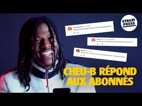 Youtube: Interview G.A.V | Cheu-B répond aux abonnés