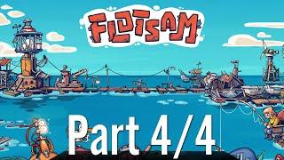 GamePlay - Flotsam 4/4 - Alpha v.0.1.12