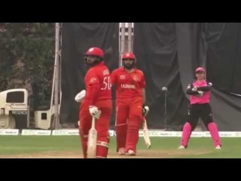 Misbah 6 Sixes | Misbah Ul Haq Hit 6 Sixes In 6 Balls | Hongkong T20 Blitz 2017, Full HD Video