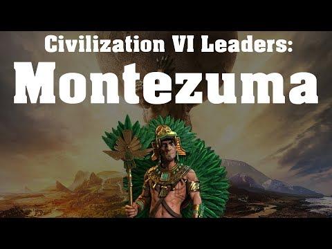 Civilization VI: Leader Spotlight - Montezuma