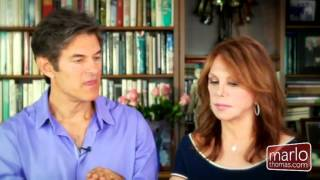Vitamins For Hair: Dr. Oz - Mondays with Marlo