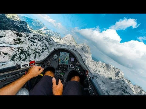 Gliding On Mars? Exploring Bosnia By Sailplane | PURE FLYING EP 17