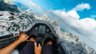 Gliding on Mars? Exploring Bosnia & Herzegovina by Sailplane | PURE FLYING EP 17
