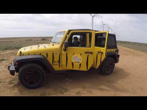 Aruba Jeep Tour 2017 GoPro Hero 5