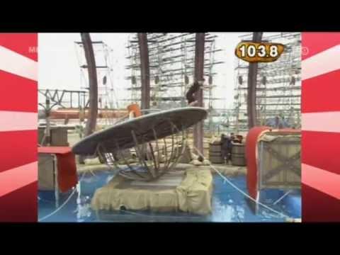 Menu W9 - Viking, Le Parcours De L'Extreme 06-11-2010