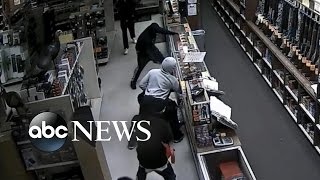 Houston Gun Store Heist | Three Suspects Under Arrest