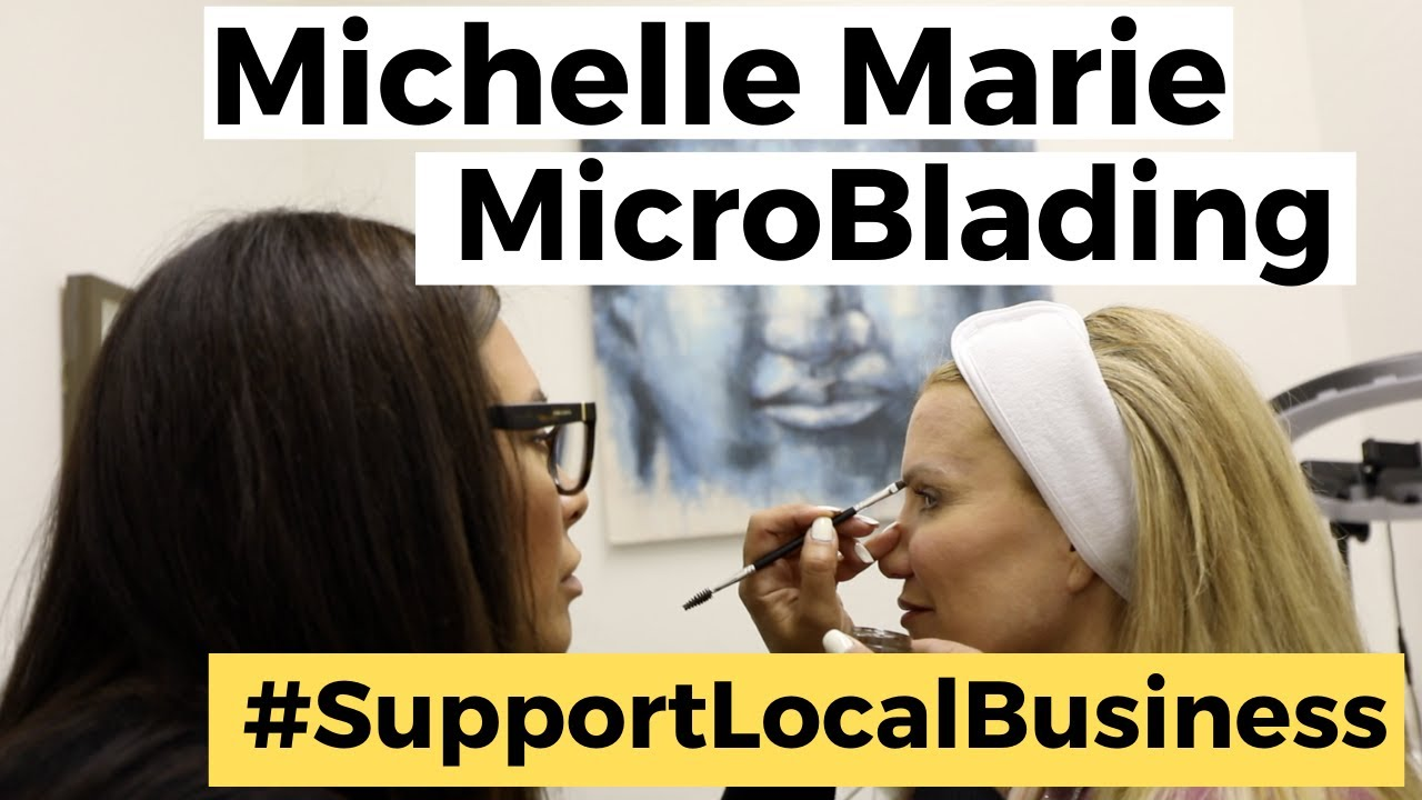 Michelle Marie Microblading
