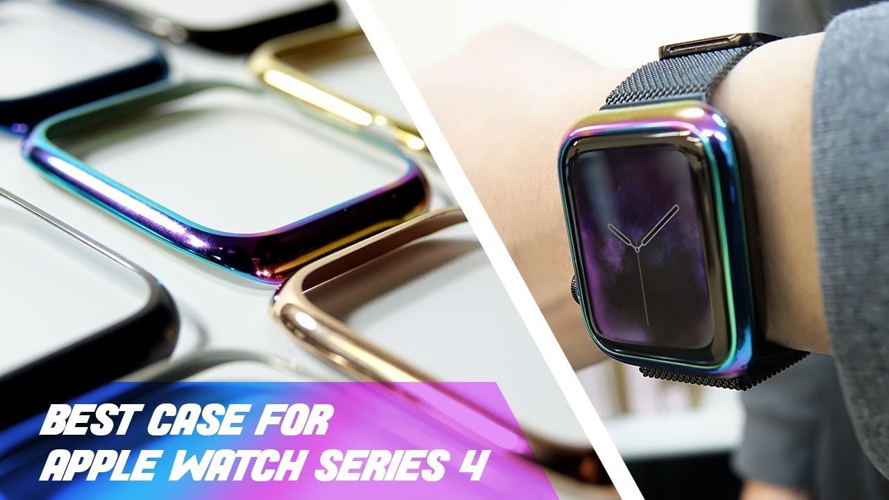 purchase cheap d8ec5 80986 Best Apple Watch Series 4 Case Cover!