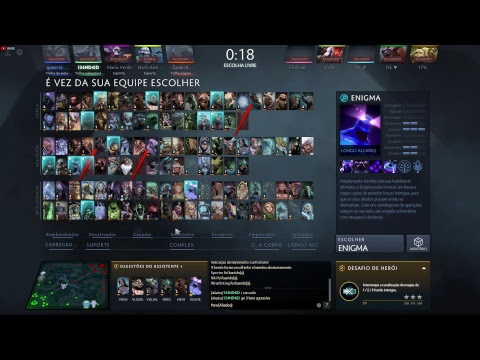 DotA équipe Matchmaking