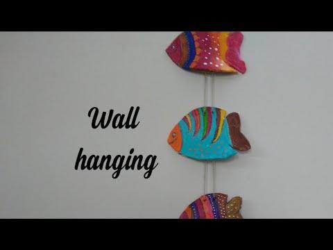 Wall Hanging/fish Decorations/clayDIY