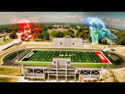 High School Football Pigskin Show  2015--Warner Robins vs Northside Warner Robins
