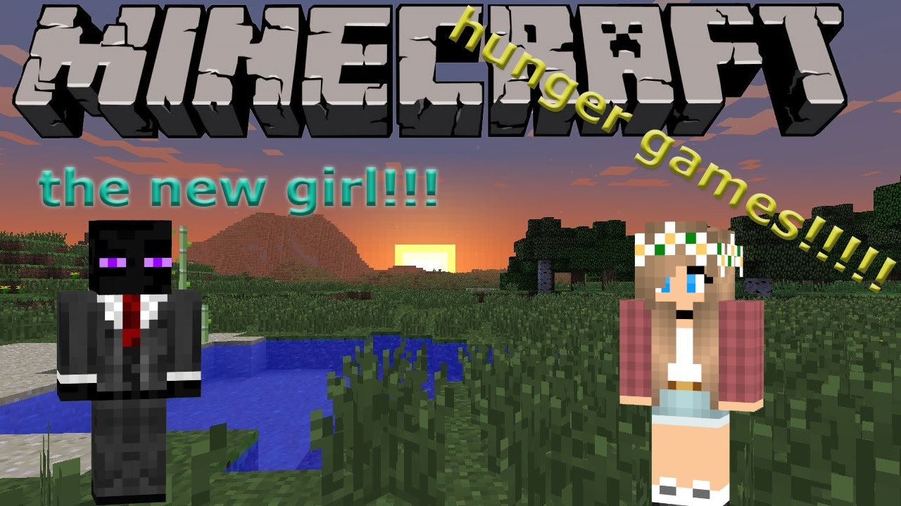 MineCraft Mini-Game Hunger Games Round 1 Theres A Nude