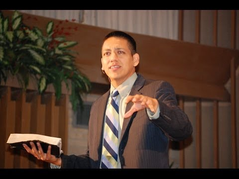 2013-11-23 Pastor Daniel Ortega  -  Give Thanks