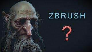 Principais dúvidas no ZBrush