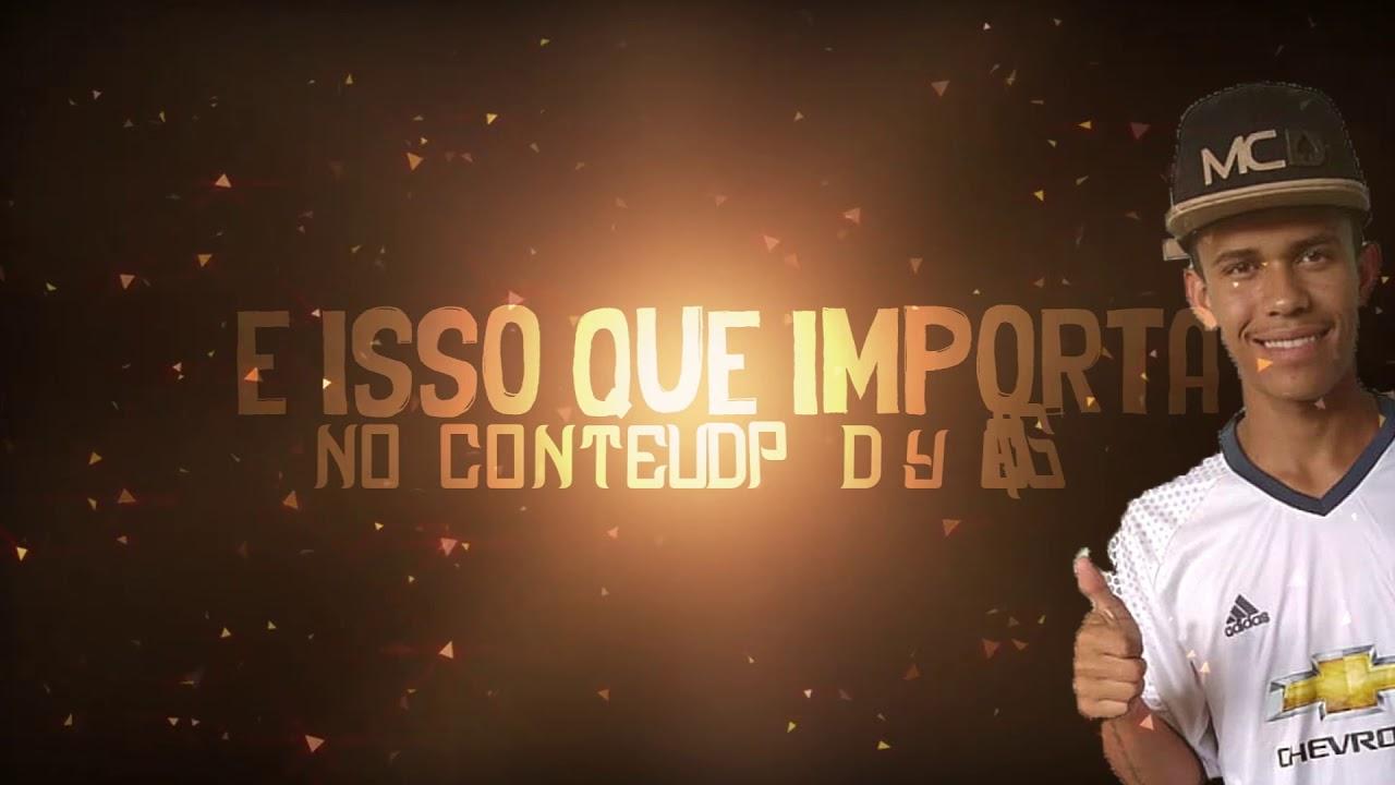 MC RoGzin - Conteúdo Da Foda (LYRIC VIDEO) Doug Filmes